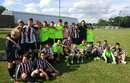 Les U13 et U15 remportent le tournoi de Mésanger...